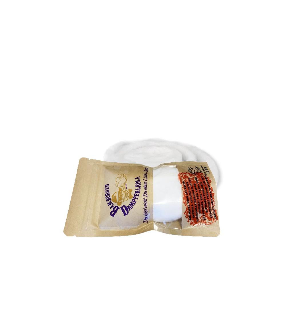 Lädla Juice Cotton Collection - Wickelwatte - Baumwollwatte