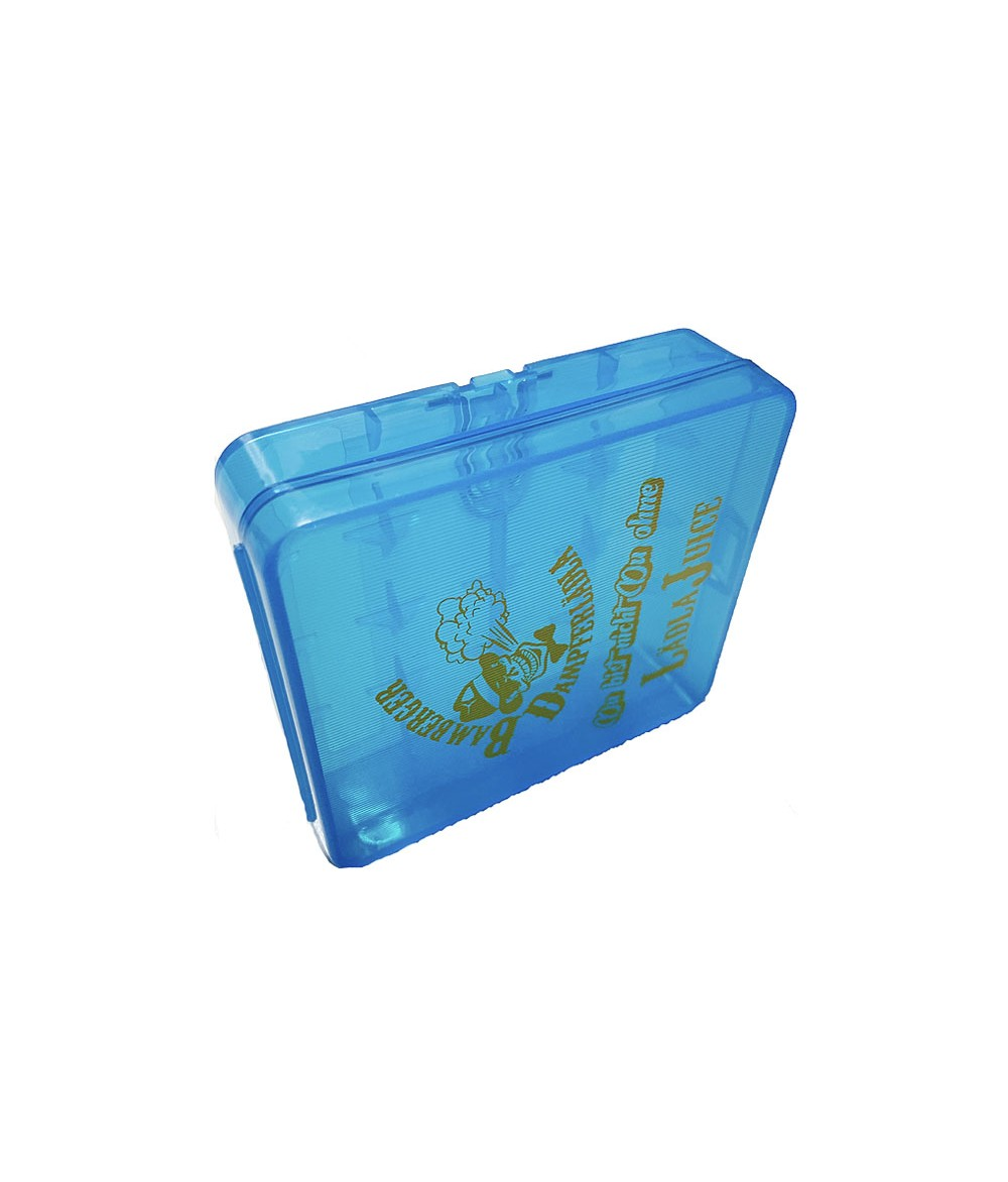 Lädla Juice 18650 Akkubox 4er für Akkuzellen und Akkuträger