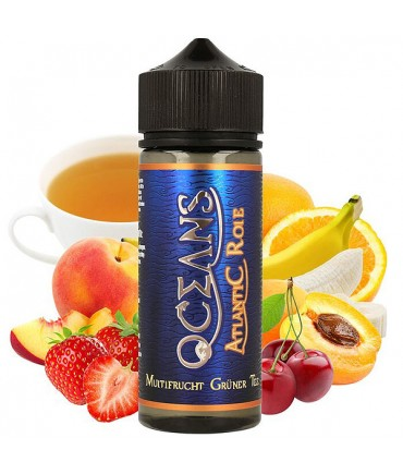 Oceans Atlantic Role Aroma 20 ml in 120 ml Flasche Shake and Vape