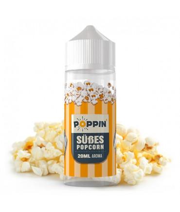 POPPIN süßes Popcorn Aroma 20 ml in 120 ml Flasche Shake and Vape