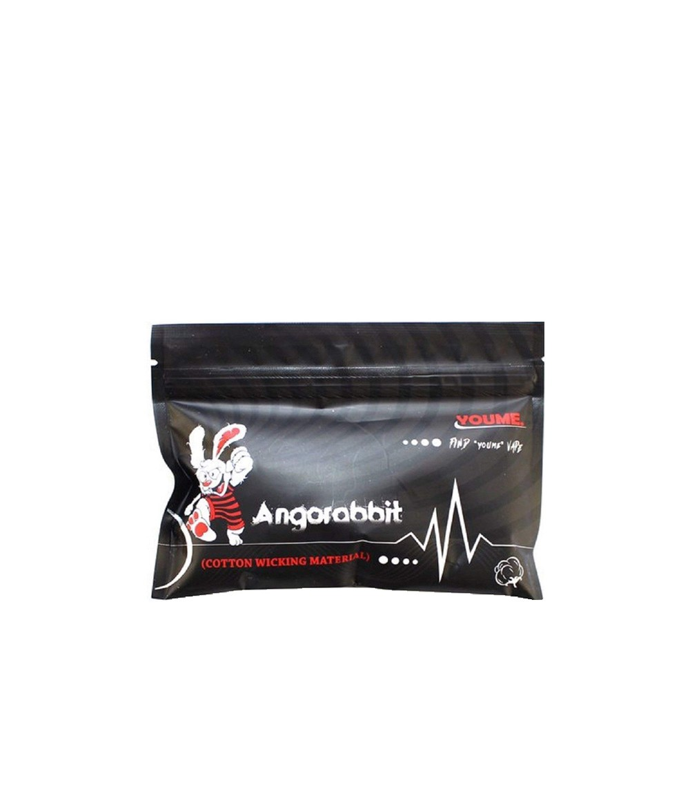 Angorabbit Cotton - Wickelwatte - Baumwollwatte