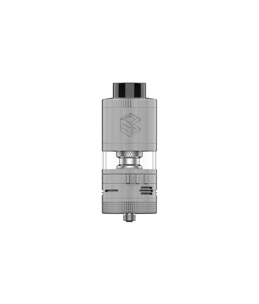 Steam Crave Aromamizer Plus V2 Advanced RDTA Selbstwickler Tank Verdampfer - silber