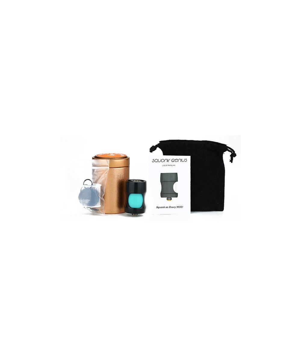 Cthulhu Squonk Genius Adapter 7.1 ml für Akkuträger - Lieferumfang