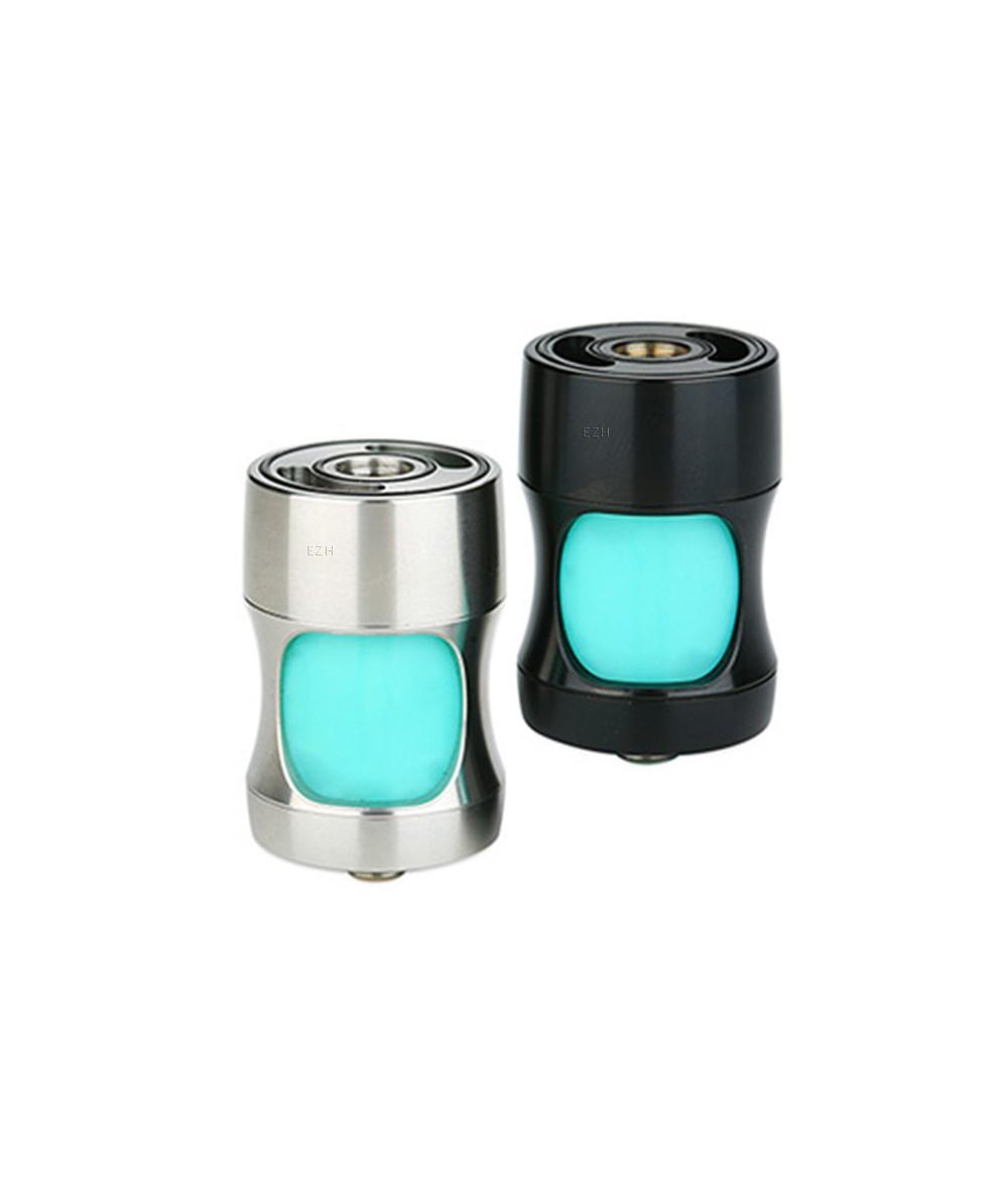Cthulhu Squonk Genius Adapter 7.1 ml für Akkuträger - silber oder schwarz