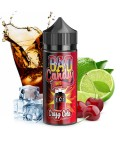 Bad Candy Crazy Cola Aroma 20 ml in 120 ml Flasche Shake and Vape