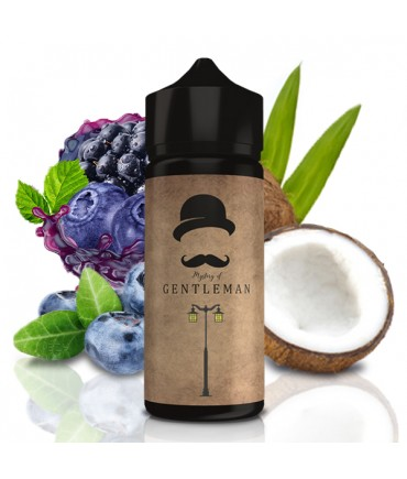 Nirvana Mystery of Gentleman Aroma 30 ml in 120 ml Flasche Shake and Vape