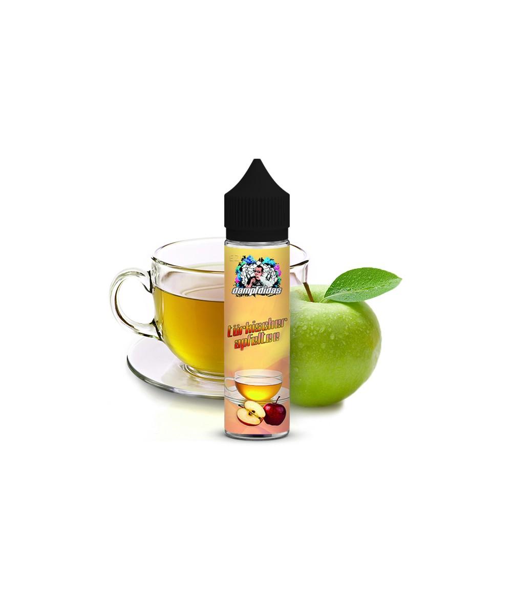 Dampfdidas Türkischer Apfeltee  Aroma 15 ml in 60 ml Flasche Shake and Vape