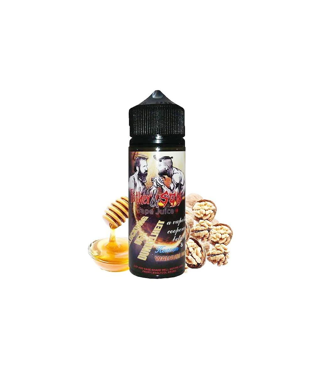 Father & Son Verlockung der Dunkelheit Aroma 20 ml in 120 ml Flasche Shake and Vape