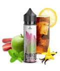 VapeHansa Chico Safe Bruda Aroma 10 ml in 60 ml Flasche Shake and Vape