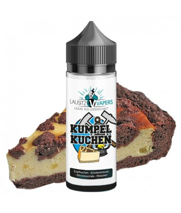 Lausitz Vapers Buddy Cake Aroma 10 ml in 120 ml Bottle Shake and Vape