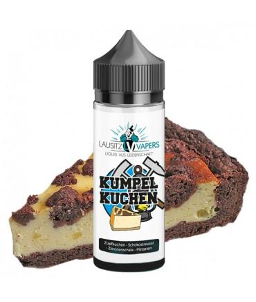 Lausitz Vapers Kumpel Kuchen Aroma 10 ml in 120 ml Flasche Shake and Vape