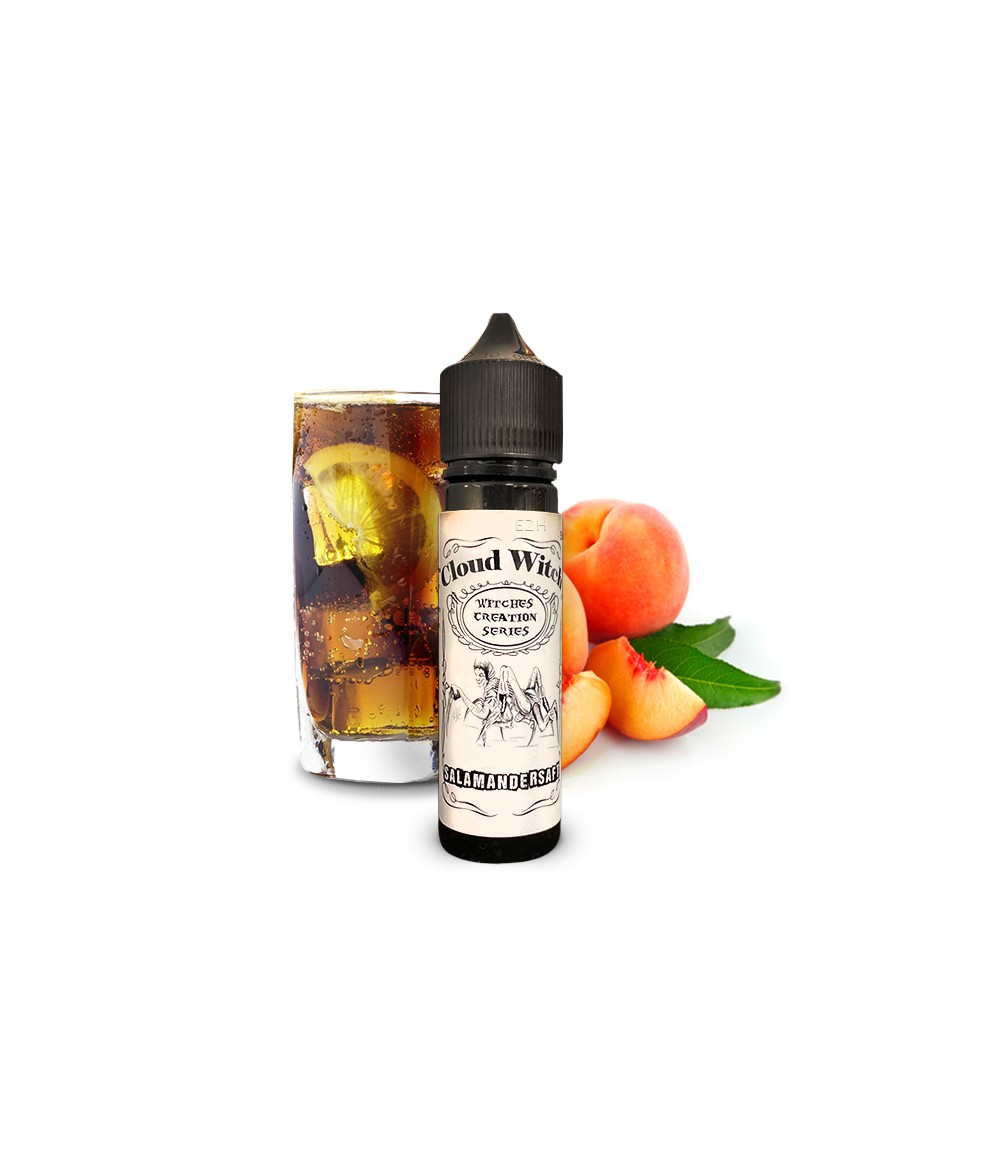 Cloud Witch Salamandersaft Aroma 20 ml in 60 ml Flasche Shake and Vape