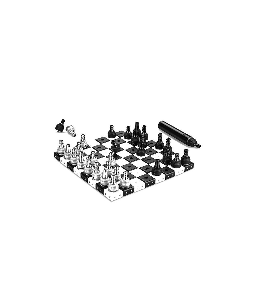 Kizoku Chess  Serie 510 Drip Tip in silber für Verdampfer - Serie