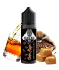 Black Dog Vape Cafe Royal Aroma 10 ml in 60 ml Flasche Shake and Vape