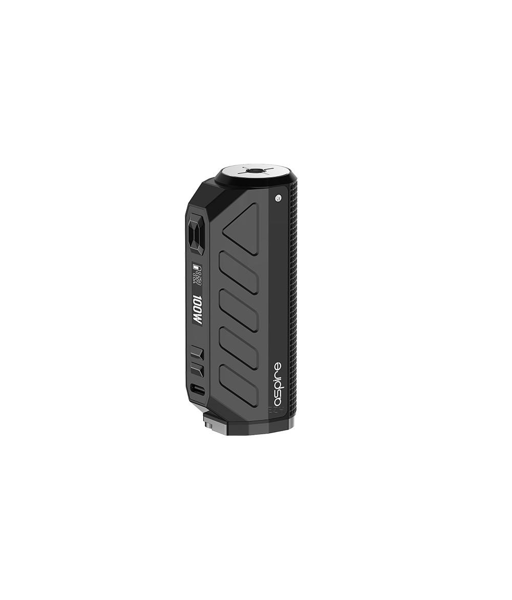 Aspire Deco 100W Mod Akkuträger - schwarz