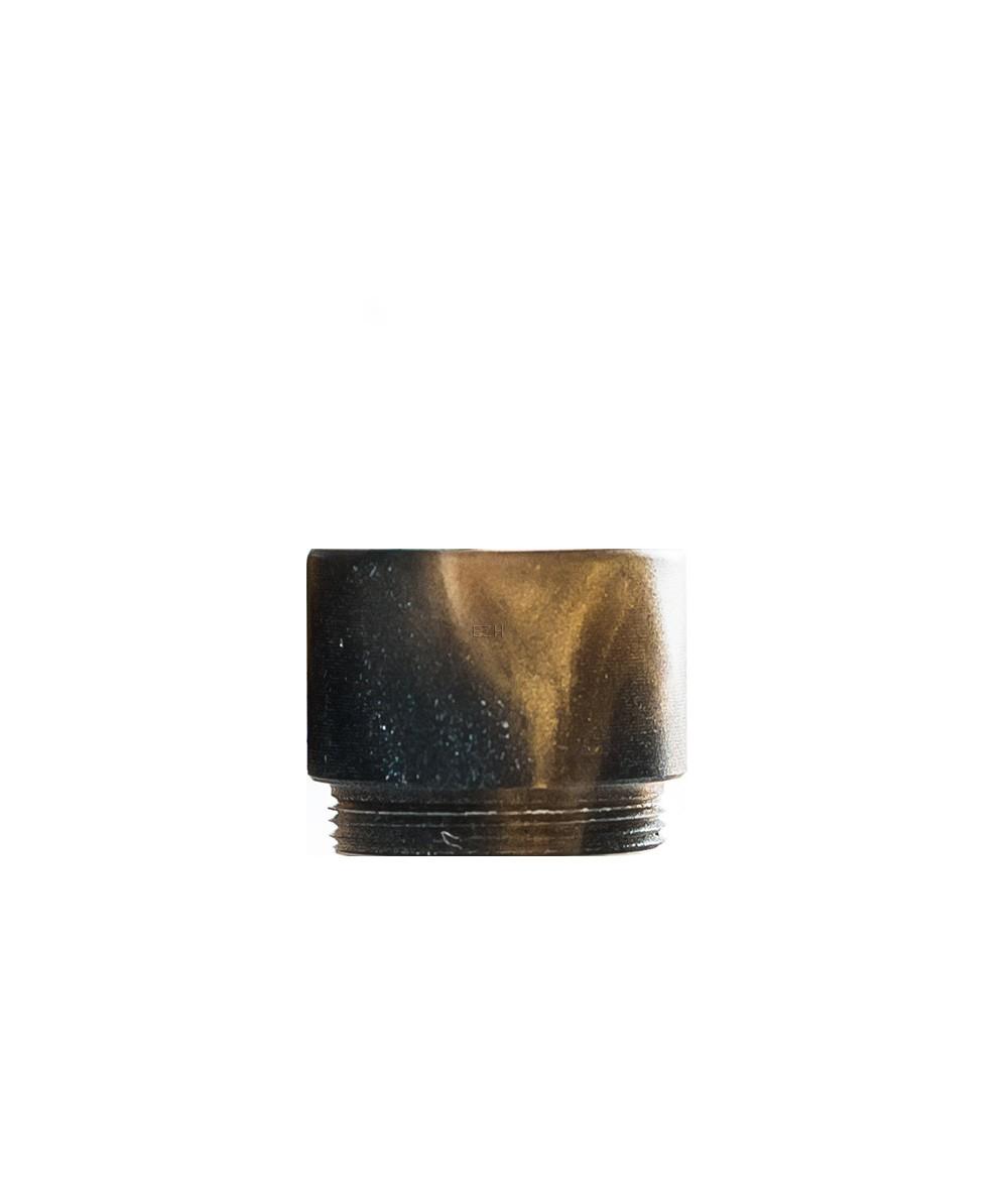 DotMod Nolli Designs Drip Tip 810 für Verdampfer - schwarz