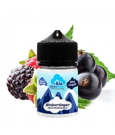 (From 27.11.2020) Alpendampf Wolpertinger Aroma 10 ml in 60 ml Bottle Shake and Vape