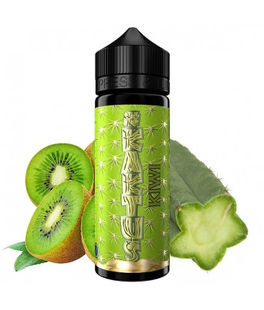 VOVAN Kaktus Kiwi Aroma 20 ml in 120 ml bottle Shake and Vape