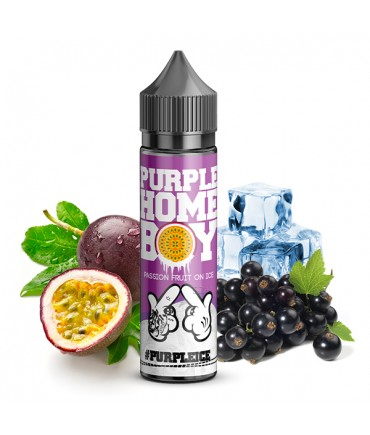 ganggang - purpleice - Purple Home Boy Aroma 20 ml in 60 ml Flasche Shake and Vape