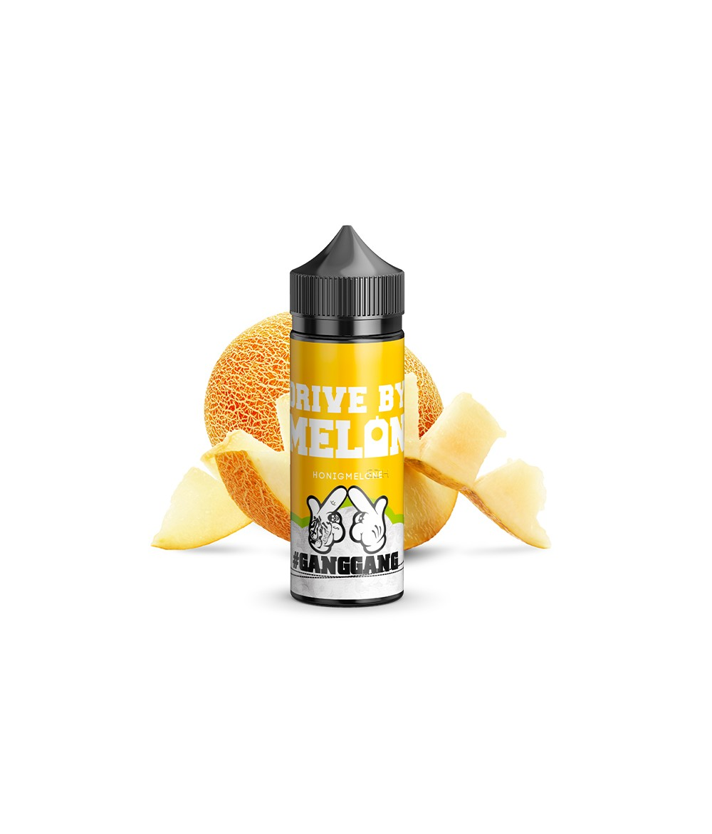 ganggang Drive by Melon Aroma 20 ml in 120 ml bottle Shake and Vape