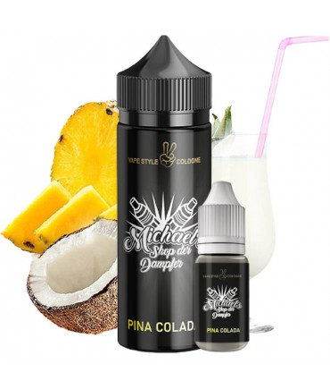 Michael's Shop der Dampfer Pina Colada Aroma 10 ml in 120 ml Bottle Shake and Vape