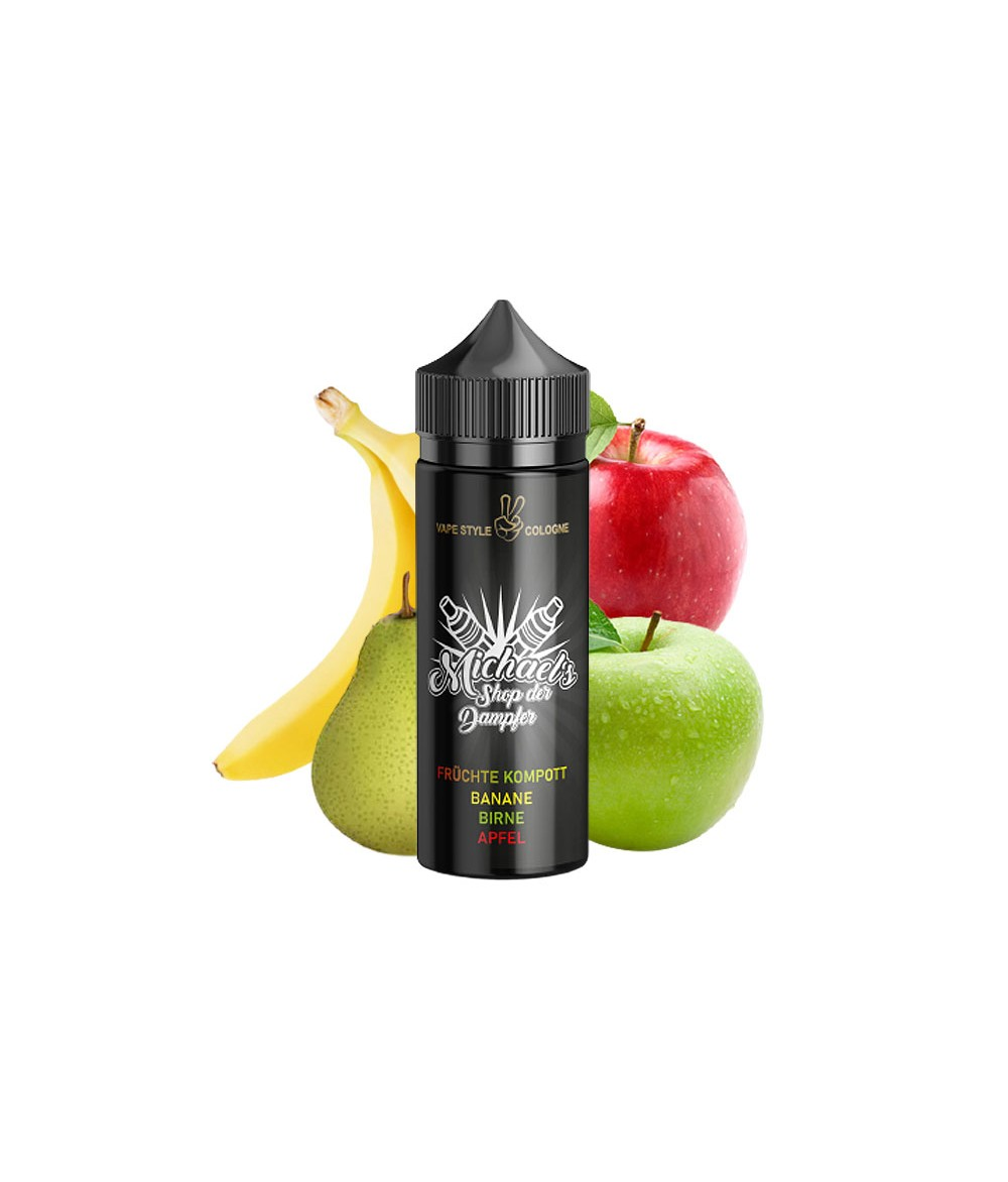 Michael's Shop der Dampfer Fruit Compote Aroma 10 ml in 120 ml Bottle Shake and Vape