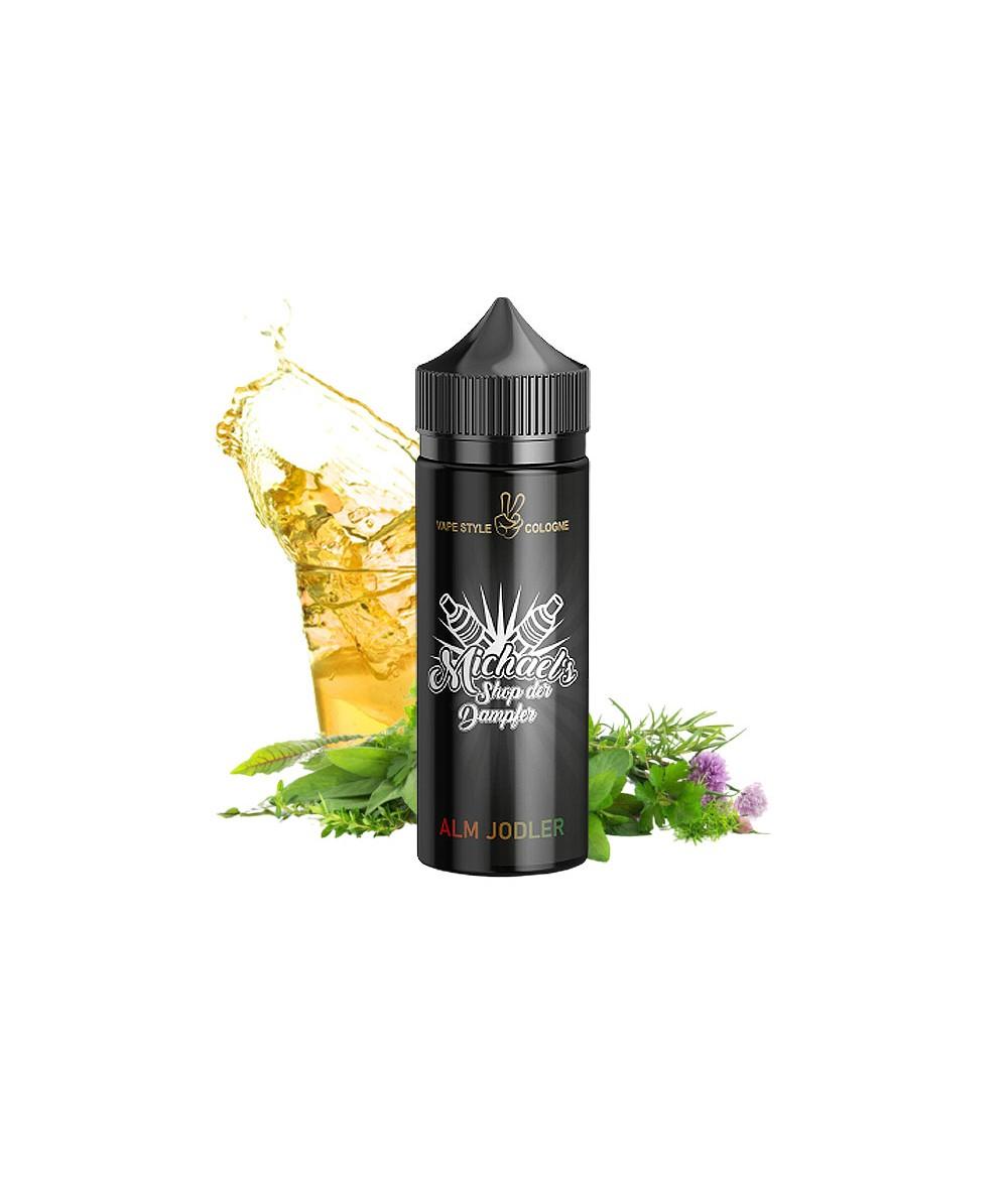 Michael's Shop der Dampfer Alm Jodler Aroma 10 ml in 120 ml Bottle Shake and Vape