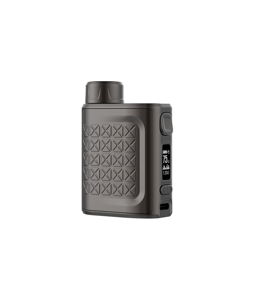 Eleaf iStick Pico 2 75W Mod Battery Carrier - gunmetal