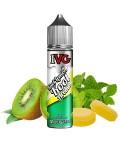 IVG Liquid Kiwi Lemon Kool Aroma 18 ml in 60 ml bottle Shake and Vape
