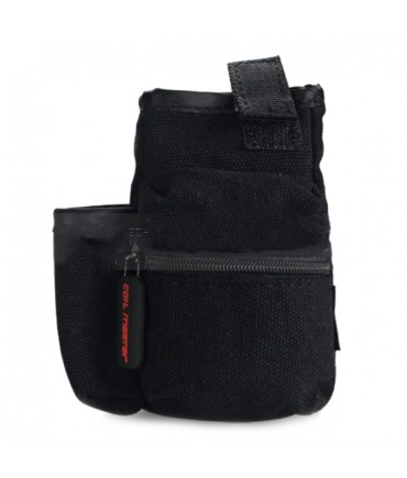 COIL MASTER Pbag bag for e-cigarettes and wrapping accessories - black