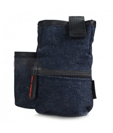 COIL MASTER Pbag bag for e-cigarettes and wrapping accessories - denim