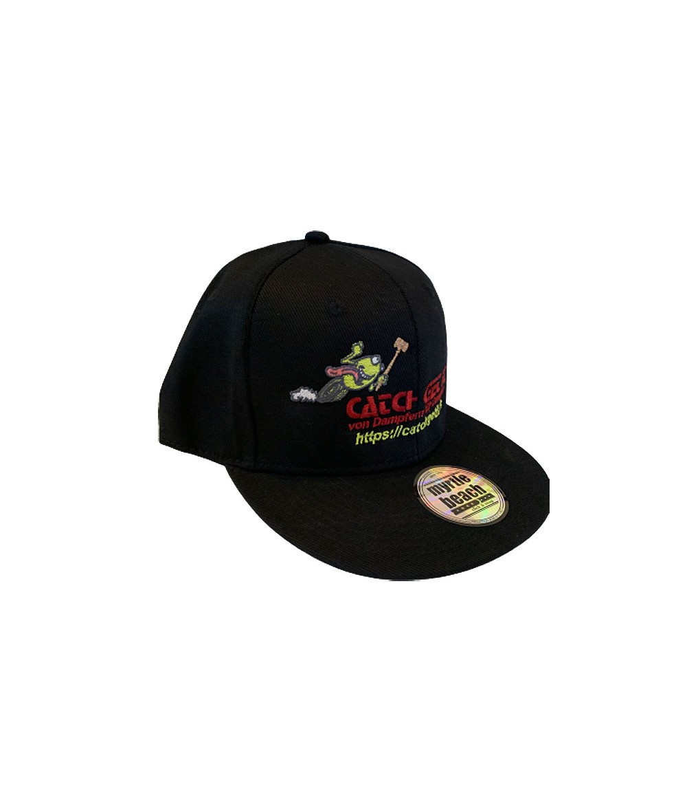 Catch Get It Base Cap black with embroidered logo