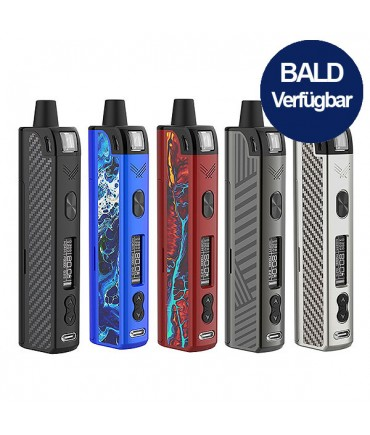 (From April) Vapefly Jester X Pod System battery carrier with Pod All in One