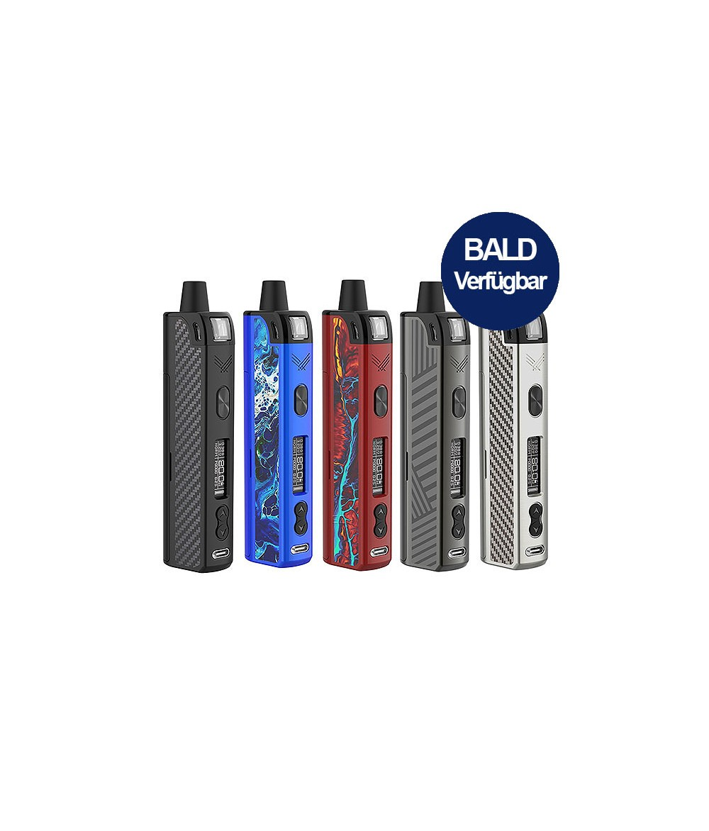 Vapefly Jester X Pod System battery carrier with Pod All in One