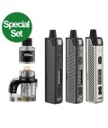 Vapefly Jester X Pod System battery carrier with RDTA All in - Set while stocks last One