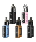 Vapefly Galaxies 30W Kit Mod battery carrier with evaporator