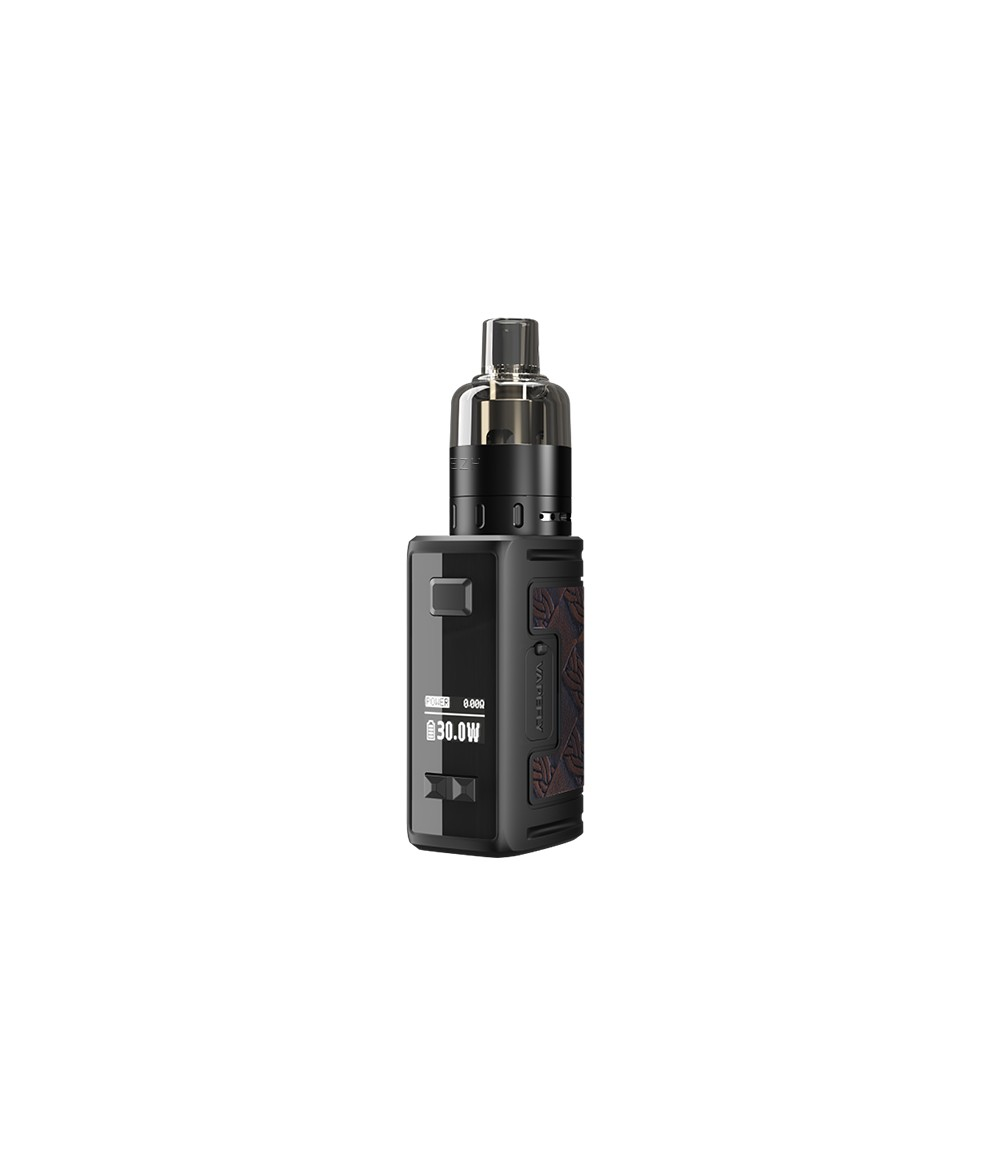Vapefly Galaxies 30W Kit Mod battery carrier with evaporator - black