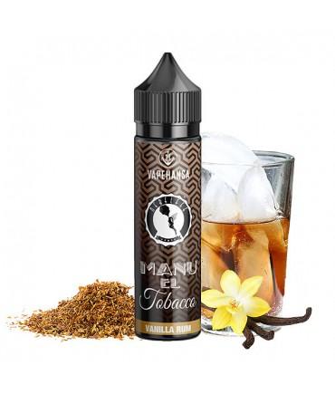 Nebelfee Manu El Tobacco Vanilla Rum Aroma 10 ml in 60 ml Bottle Shake and Vape