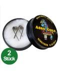 ASKO COILS Mech Mofo's Aliens - 2 Coils - Hand Made