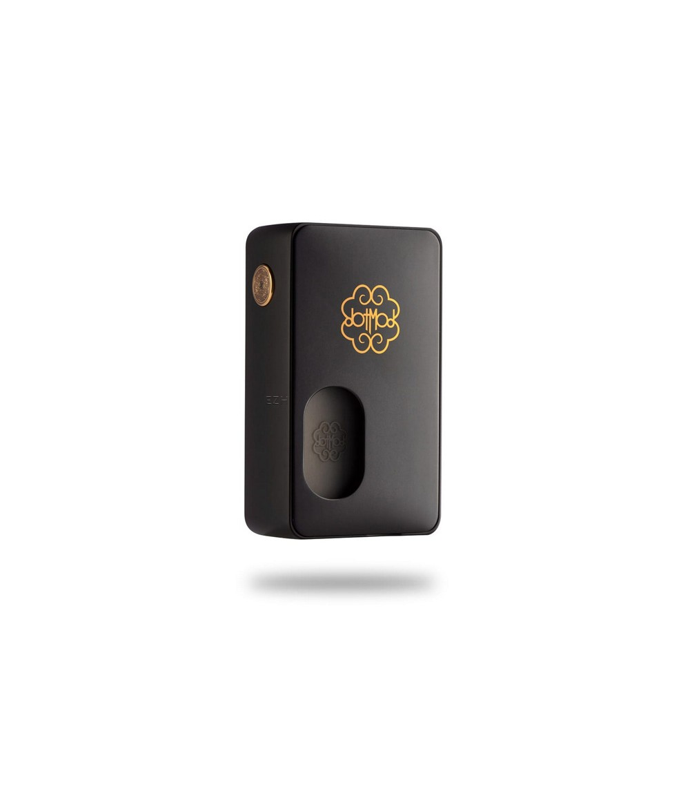 DotMod dotSquonk 100W Mod Akkuträger Squonker - schwarz