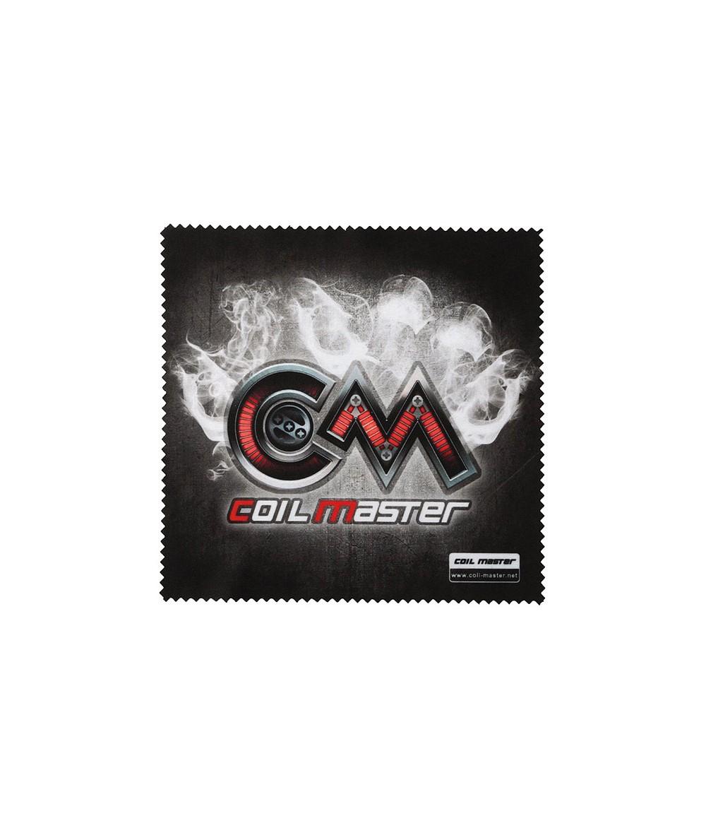 COIL MASTER Mikrofasertuch / Poliertuch für Akkuträger und Verdampfer