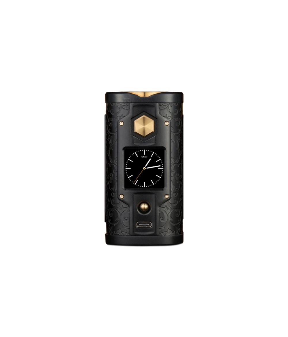 YIHI SX mini G Class Mod Akkuträger Edition - schwarz gold