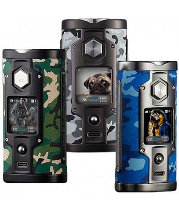 YIHI SX mini G Class 200W Mod Battery Carrier Camouflage