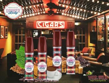 Dinner Lady Tabacco Line Aroma - Für alle Genießer ein muss