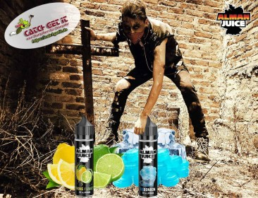 ALMAN Juice by Keros Liquids