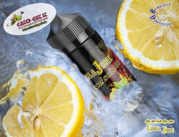 Lädla Juice Bassd Schooo Zitrone Aroma - Jetzt wird es fruchtig