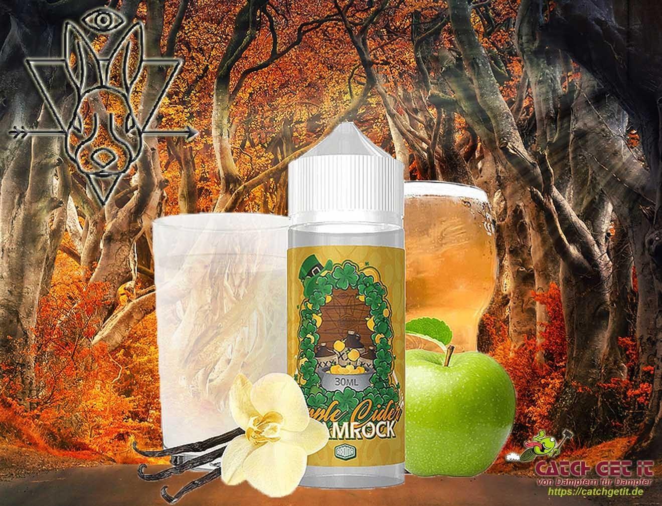 Dead Rabbit Society DRS Shamrock Apple Cider Aroma - Leprechaun - Der irische Kobold...