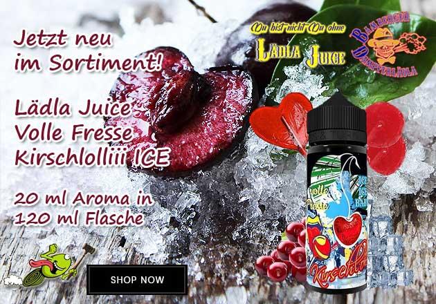 Bamberger Lädla Juice Volle Fresse Kirschlolliii ICE