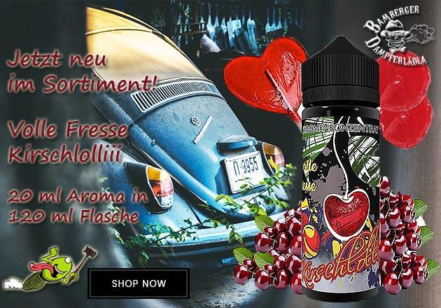 Laedla Juice - Volle Fresse Kirschlolliii Aroma Shake and Vape
