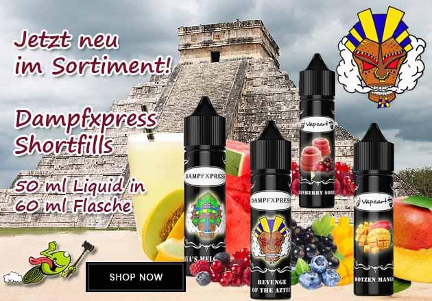 Dampfxpress Premium Liquids Shortfill